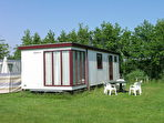 Terschelling - camping Cupido - Mobiele bungalow Margaretha