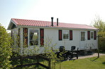 Terschelling - Camping Duinland - Chalet Simone