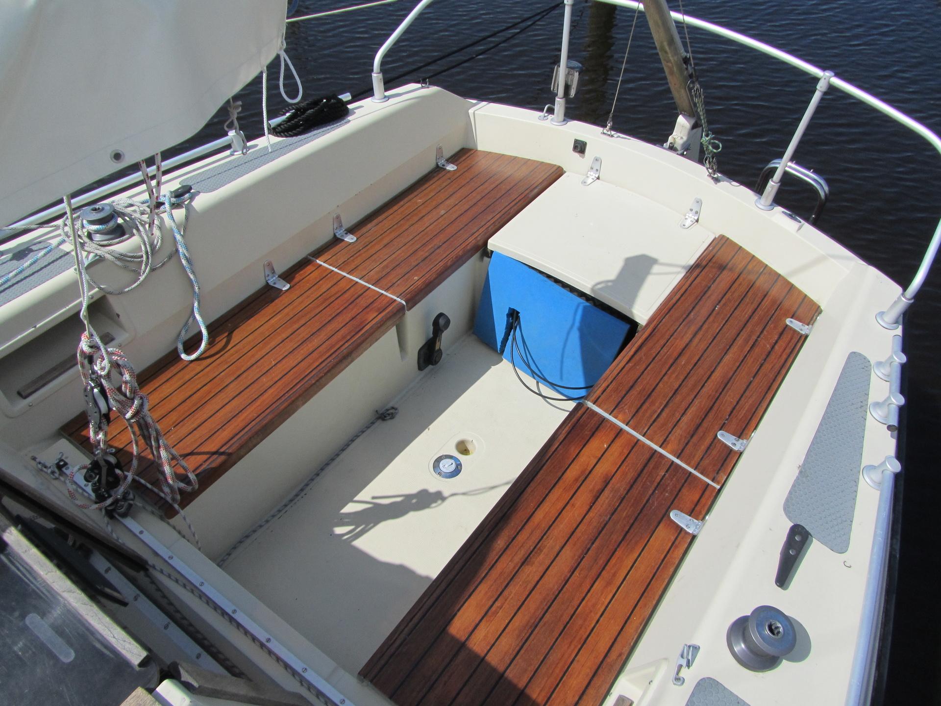 De ETAP 23 is de ideale combinatie tussen sportief en comfortabel varen.