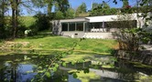 prachtige luxe vakantie villa met prive zwembad in Noiseux Ardennen BE